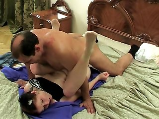 Melanie&Ferdinand daddy sex action
